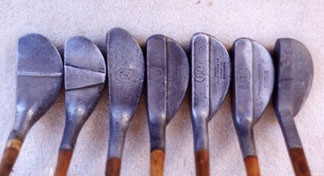 Aluminum Putters - Wooden Shafted Golf Clubs & Collectibles Auction