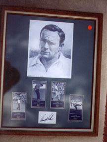 Arnold Palmer - Wooden Shafted Golf Clubs & Collectibles Auction