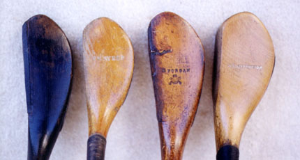 Long nose woods - Wooden Shafted Golf Clubs & Collectibles Auction