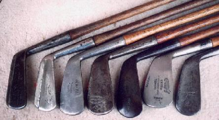 Wooden Shaft Golf Clubs Made in America